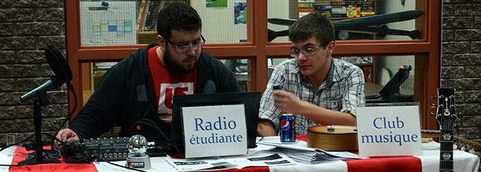 Radio étudiante